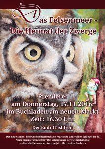 """""""Das Felsenmeer - Die Heimat der Zwerge"""""""